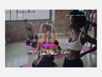 Fitny Fitness Club Web
