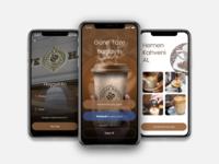 Kahve Hayali Coffee Mobile App