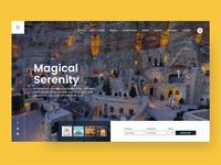 Cappadocia Yunak Hotel Redesign
