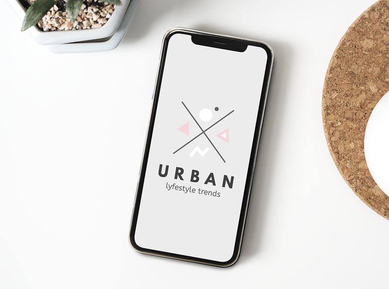Urban style vector logos