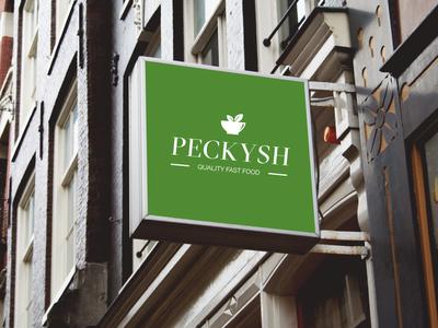 Peckysh - Logo Design identity design brand design kit brand designer brand design logo designer food logo green logo design vector 9inchideas graphic design minimal graphics brand identity branding logo design logo a day logotype logos logo