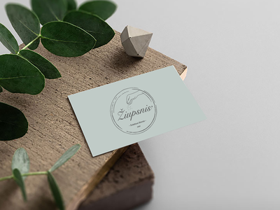 Business Cards By Lina And Arnold