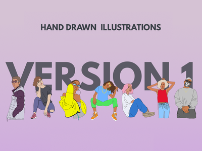 ILLUSTRATIONS | Dope Hand Drawn Pack stickers digital illustrations hand drawing dribbble best shot good vibes trending design trending graphics drawingart drawing hand drawn handmade 9inchideas stylish illustrations fashion illlustrations street style illustrations dope illustrations illustration art illustrations illustration illustrator
