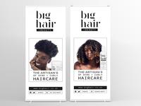 Malisu Big Hair  Branding 5