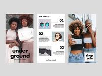 Malisu - Underground Social Media Pack