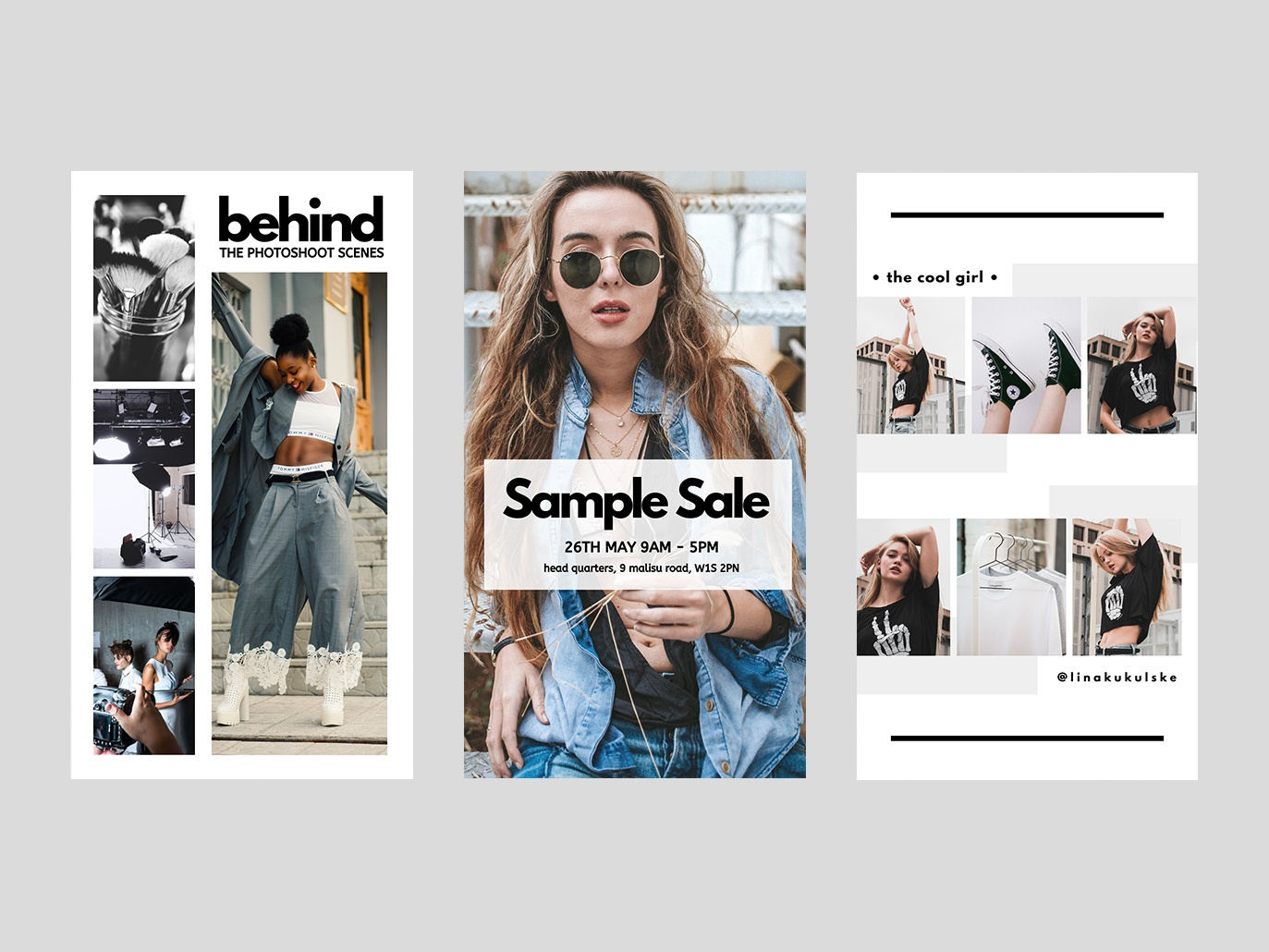 """9""""IDEAS - Underground Bundle instagram stories instagram story 2019 graphics trending graphics fashion social media fashion graphics style edgy bold instagram templates social media templates instagram branding instagram bundle instagram design social media pack social media bundle social media branding"""