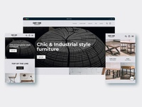 Oaky Oak Furniture - Ecommerce