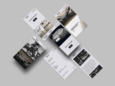 Oaky Oak Furniture - Website