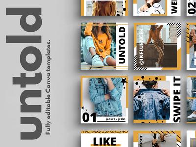 "9""IDEAS - Untold Bundle"