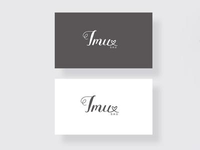 Imu Sau - Business Cards