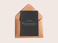 Sandra Federighi - Stationery