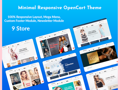Responsive OpenCart 3 Theme Template - Minimal Fashion & Jewelry illustration web design branding ultimate opencart theme responsive opencart theme parallax opencart themes opencart theme multi purpose opencart themes mega menu fashion store fashion opencart themes fashion boutique electronics opencart clothing opencart themes best opencart theme apparel opencart templates