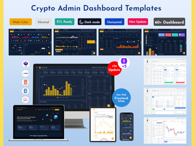 Cryptocurrency HTML Templates + Bitcoin Dashboards + ICO ico dashboard ico admin dashboard template cryptocurrency crypto dashboard crypto cards bootstrap admin theme bootstrap admin template bootstrap 4 bitcoin admin theme admin template admin dashboard admin web design illustration product design branding