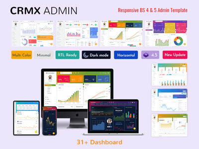 Bootstrap Admin Dashboard Template & User Interface sass product design web design uxui user interface ui user experience enterprise software web application design web app design web app uxdesign ux ui interface enterprise ux enterprise app design b2b app animation