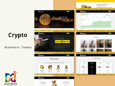 Crypto WordPress Themes