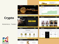 Crypto WordPress Themes