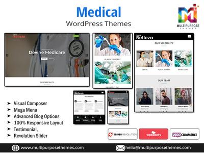 Maximum - Multi-Purpose Responsive WordPress Themes