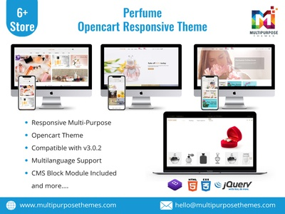 Opencart Themes designs, themes, templates and downloadable
