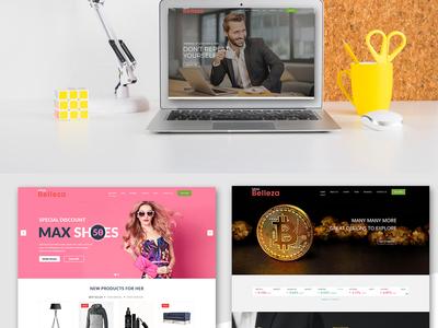 Belleza Wordpress Themes on SALE
