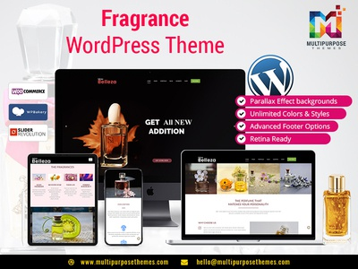 Multi-Purpose Responsive WordPress Theme