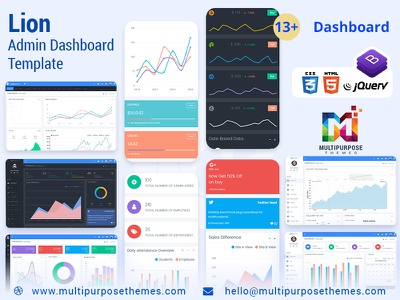 Lion Bootstrap Admin Dashboard Template pages dashboard material dashboard google material design crm  dashboard bootstrap admin template dashboard template admin template admin dashboard