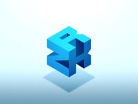 ZRK Cube - Logo Design