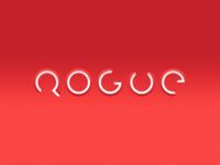 ROGUE - Type Logo