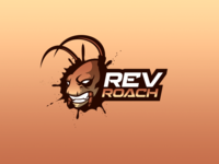 Rev Roach - Logo Design