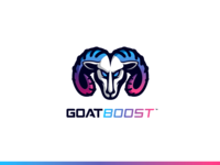 GOAT Boost - Logo Design