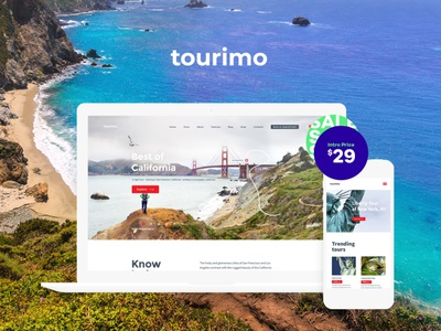 Tourimo - Tour Booking WordPress Theme design blogging blog e-commerce business wordpress themes webdesign web design wordpress wordpress theme