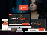 Anubia | Hookah Bar WordPress Theme