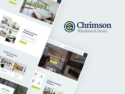 Chrimson | Windows & Doors Services WP Theme