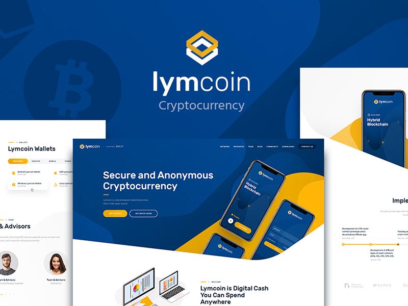 Lymcoin | Cryptocurrency & ICO WordPress Theme wordpress theme ico wordpress theme cryptocurrency wordpress theme