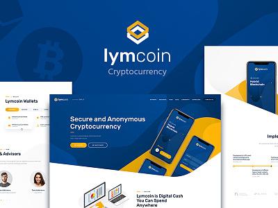Lymcoin   Cryptocurrency & ICO WordPress Theme wordpress theme ico wordpress theme cryptocurrency wordpress theme