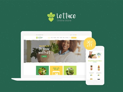 Lettuce | Organic Food & Eco Products WordPress Theme farm eco products eco e-commerce agrotourism agritourism agriculture wordpress themes wordpress template wordpress theme organic food  wordpress theme eco products wordpress theme