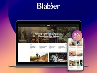 All-in-One Elementor Blog & News Magazine WordPress Theme + RTL