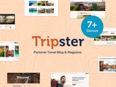 Tripster - Travel & Lifestyle WordPress Blog woocommerce blog wordpress blog blog wordpress theme webdesign web development web design wordpress themes wordpress wordpress theme