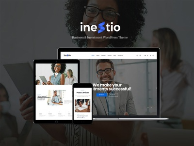 Inestio - Business & Creative WordPress Theme wordpress design wordpress blog blog wordpress theme woocommerce webdesign web development web design wordpress themes wordpress wordpress theme