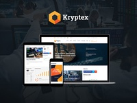 Kryptex | Cryptocurrency & Mining WP Theme