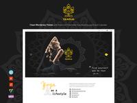 Tantra | Yoga Studio and Fitness Club WordPress Theme