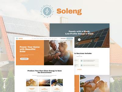 Soleng   Solar Energy Company WP Theme