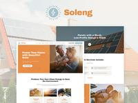 Soleng | Solar Energy Company WP Theme