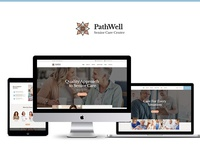 PathWell | Senior Care Hospital WordPress Theme