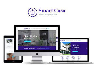 Smart Casa   Home Automation & Technologies WordPress Theme