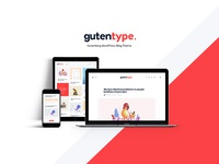 Gutentype | Gutenberg WordPress Blog Theme