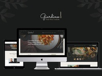 Giardino | An Italian Restaurant & Cafe WordPress Theme