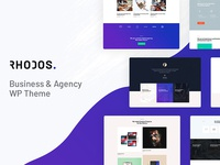Rhodos - A Multipurpose WordPress Theme for Business & Portfolio