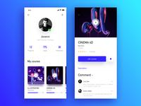 001_Mobile phone interface design