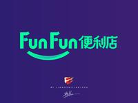 FunFun便利店_Font Design