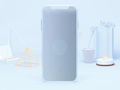wallet chart app gradient motion interaction app inspiration design ux ui credit cards credit cards banking app animation 3d